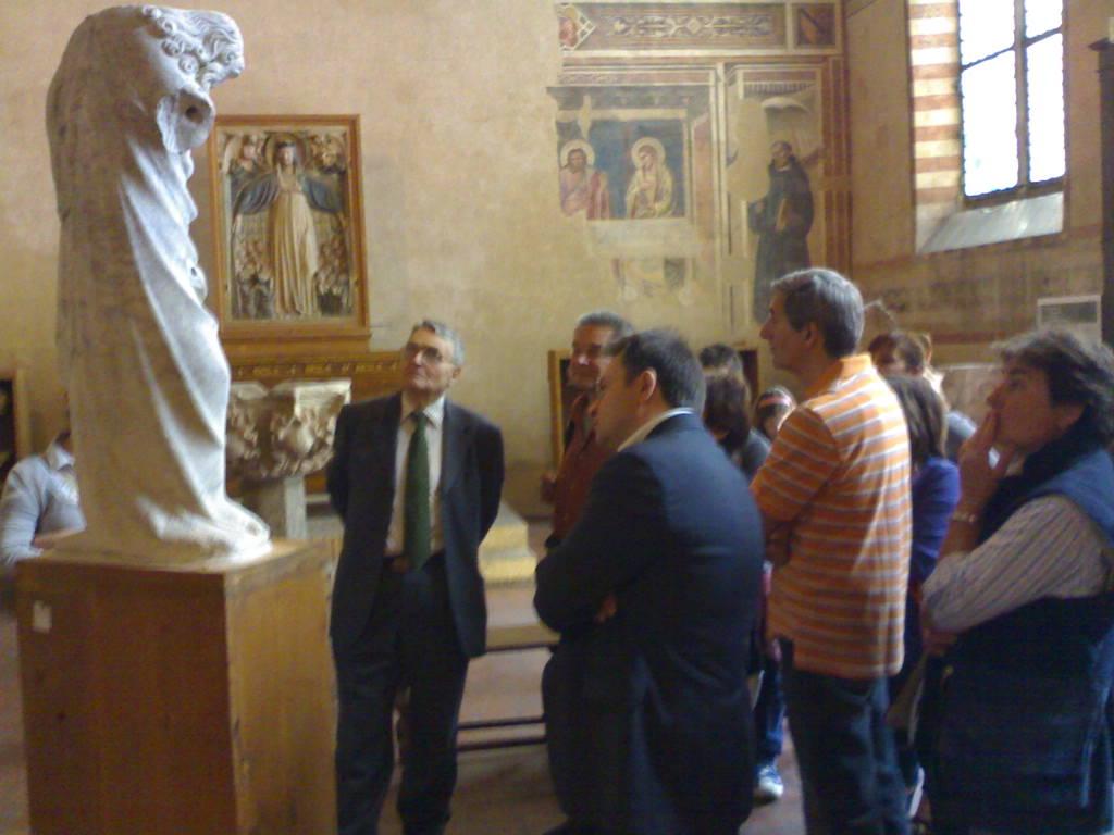 Alla scoperta del Cenacolo del Convento di S. Spirito
