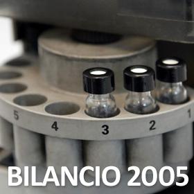 Bilancio Anno 2005