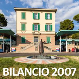 Bilancio Anno 2007