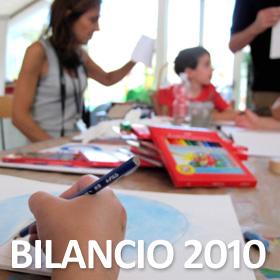 Bilancio Anno 2010