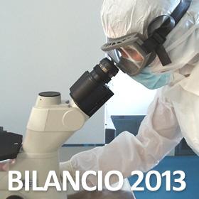 Bilancio Anno 2013