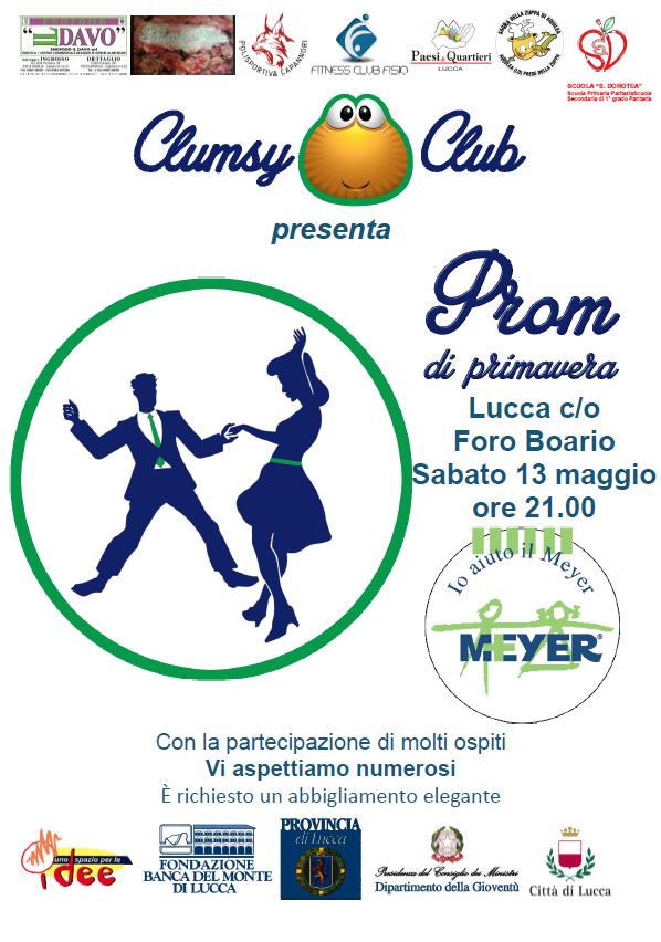 Prom di Primavera per il Meyer