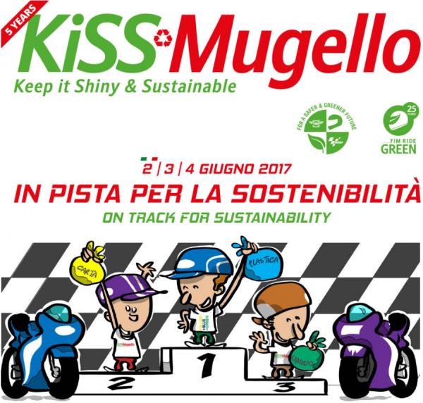 Kiss Mugello - In pista per la sostenibilità