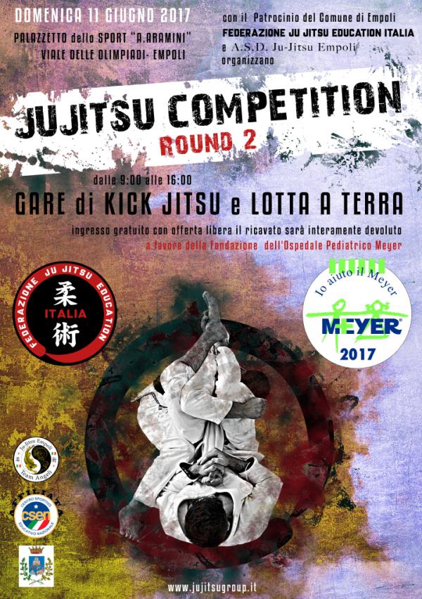 Ju Jitsu Competition - Round 2