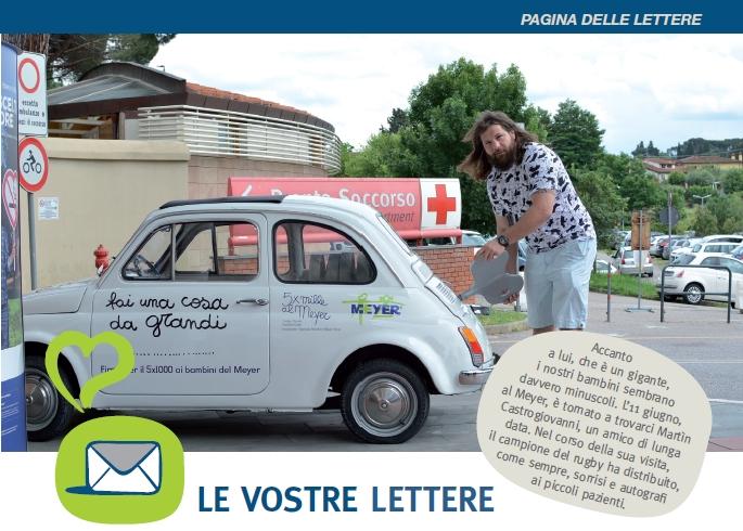 Le vostre lettere
