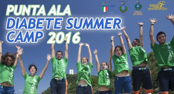 Punta Ala Diabete Summer Camp 2016