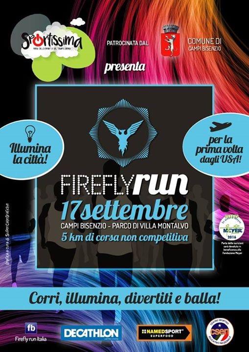 Fire FLy Run