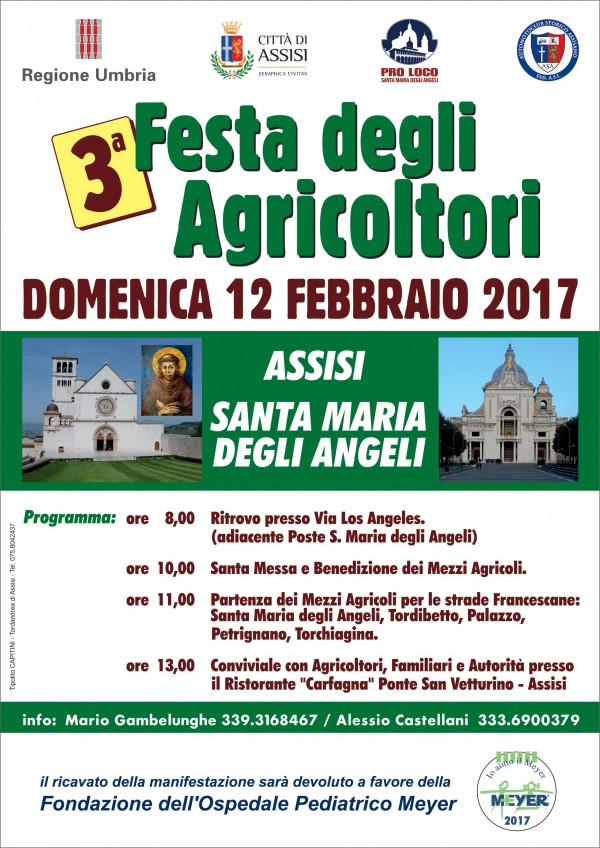 3° Festa degli Agricoltori