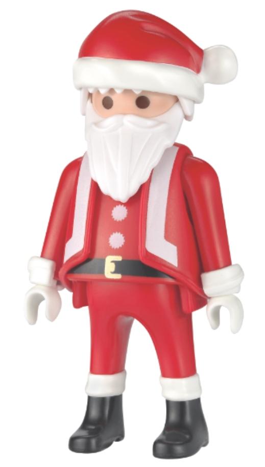 Babbo Natale all'asta
