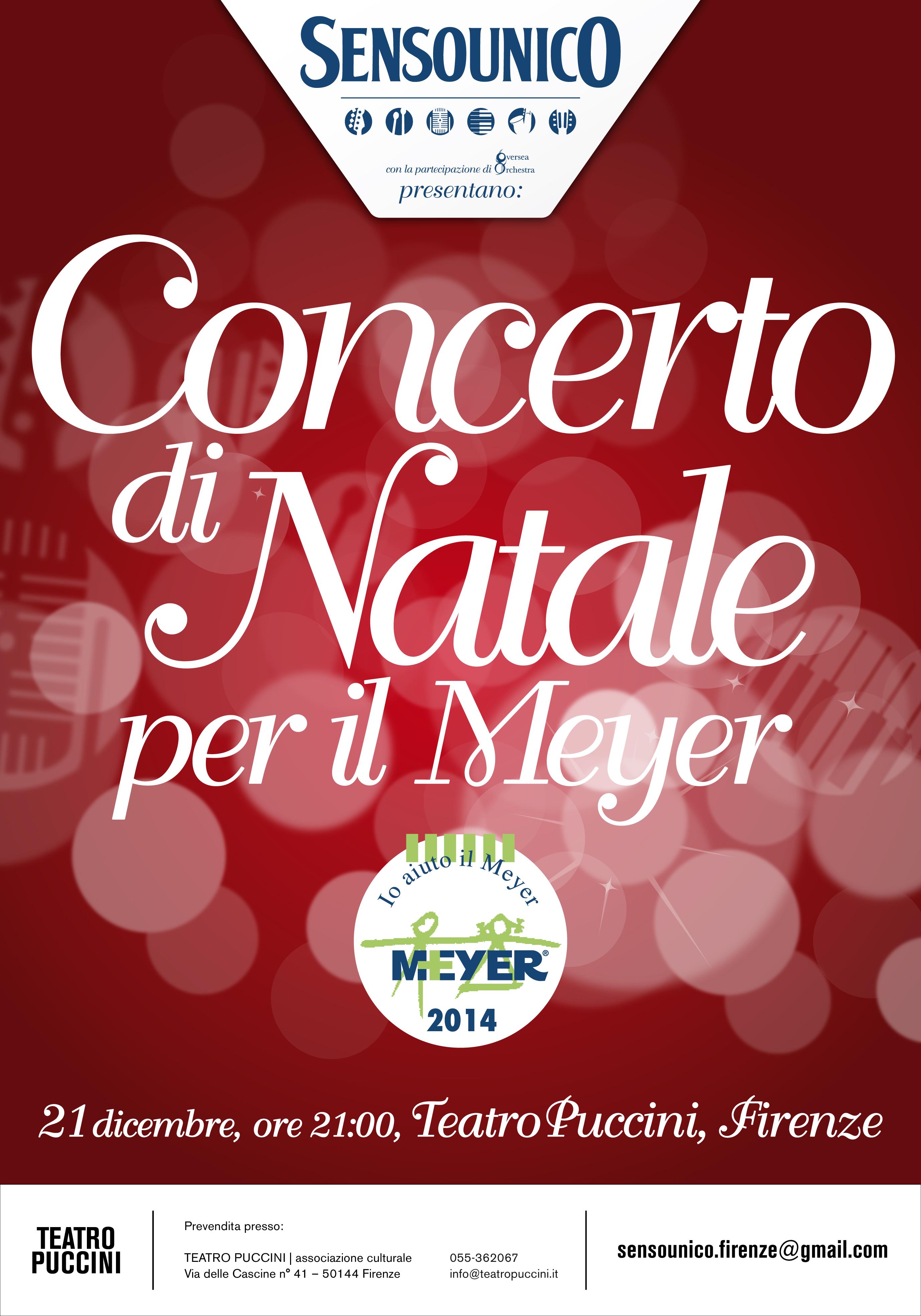 Concerto di Natale per il Meyer