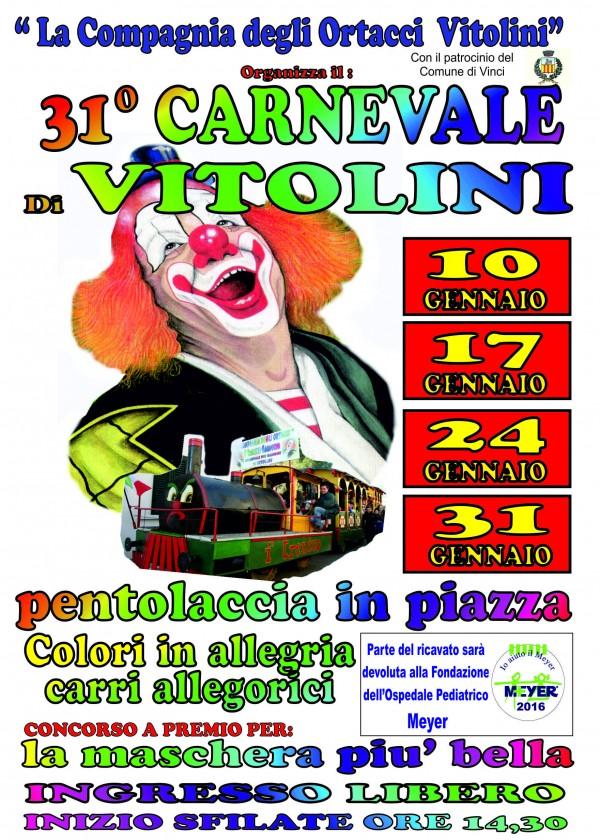 Carnevale Vitolini