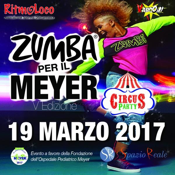 Zumba per il Meyer - 5° edizione