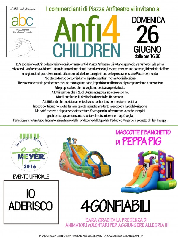 Anfiteatro 4 Children