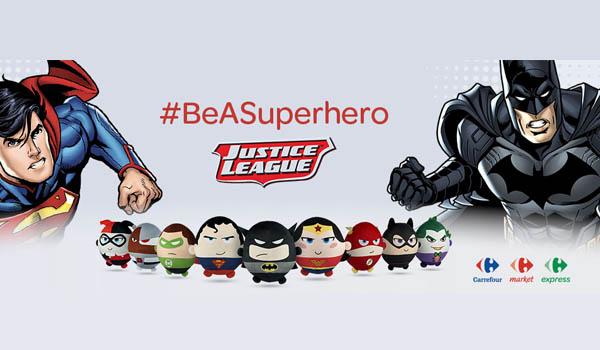 #beasuperhero