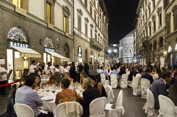 Eataly Firenze: cena in via dei Martelli per il Meyer