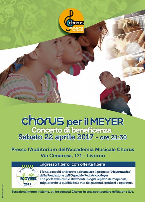 Chorus per il Meyer