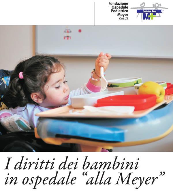 I diritti dei bambini in ospedale alla Meyer – Una ricetta per EXPO 2015