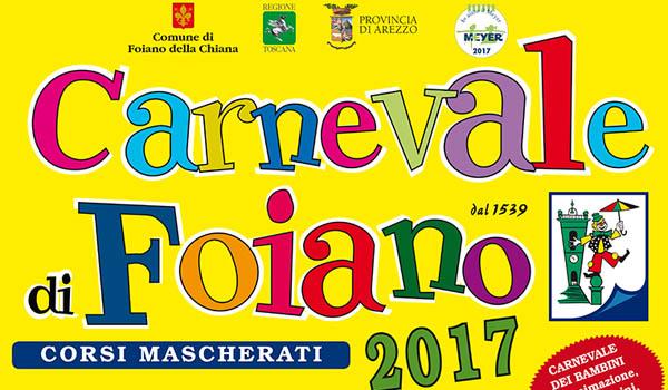 Carnevale di Foiano per il Meyer