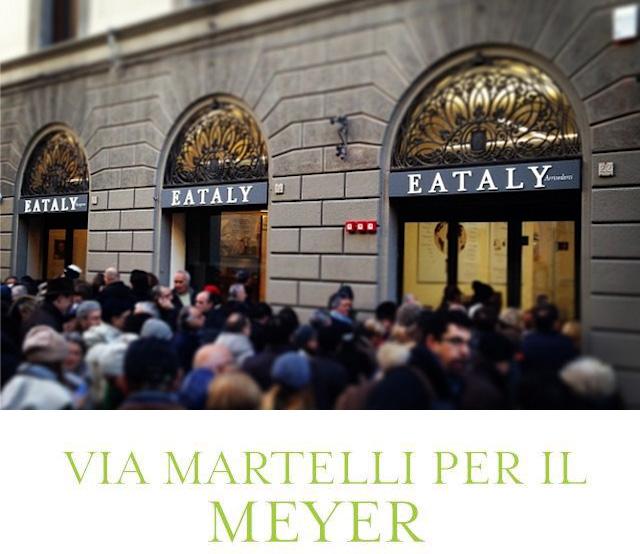 Eataly per il Meyer: intervista a Sabrina Torti