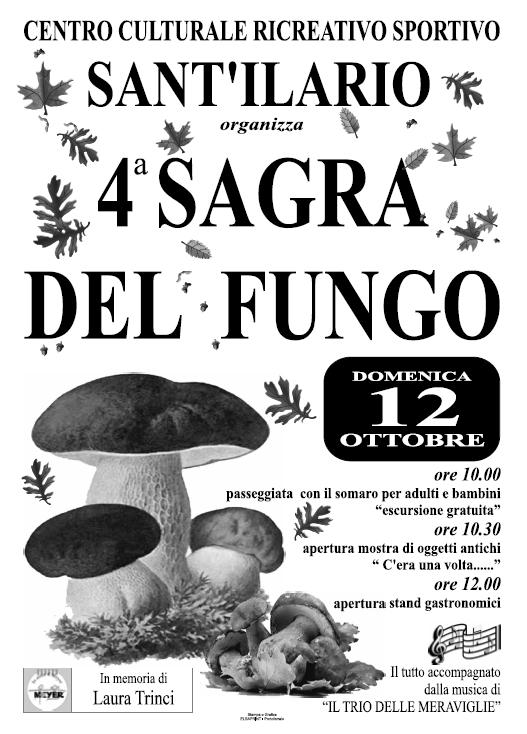 4° Sagra del fungo