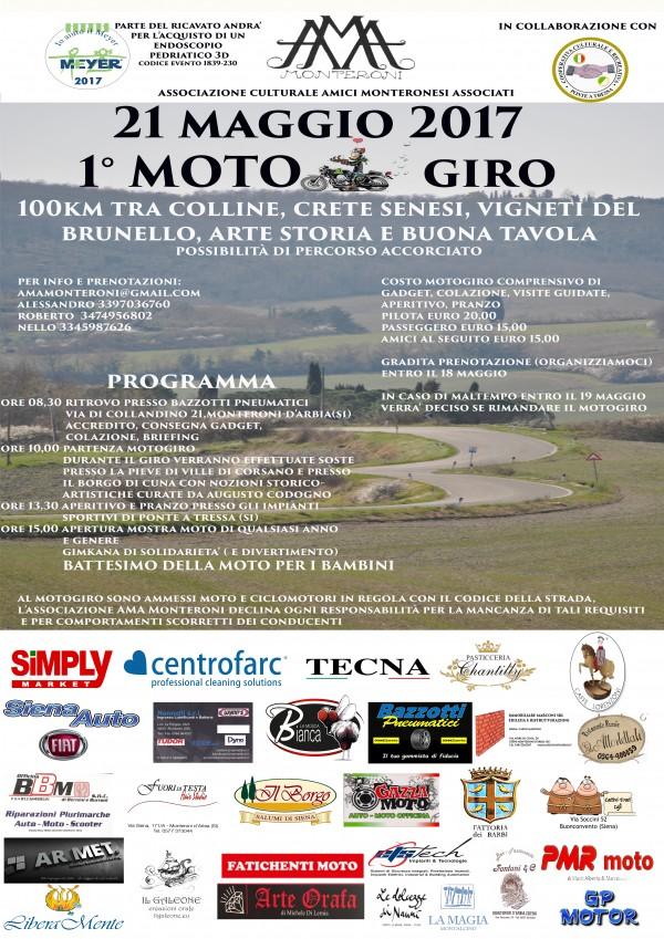 1° Motogiro AMA Monteroni