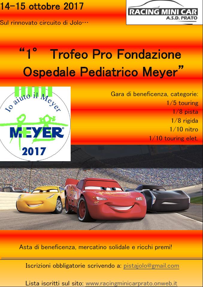 1° Trofeo Pro Fondazione Meyer