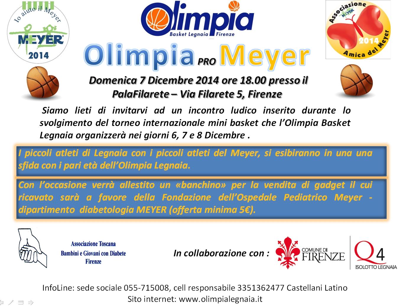 Olimpia pro Meyer