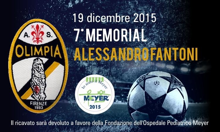 7° Memorial Alessandro Fantoni