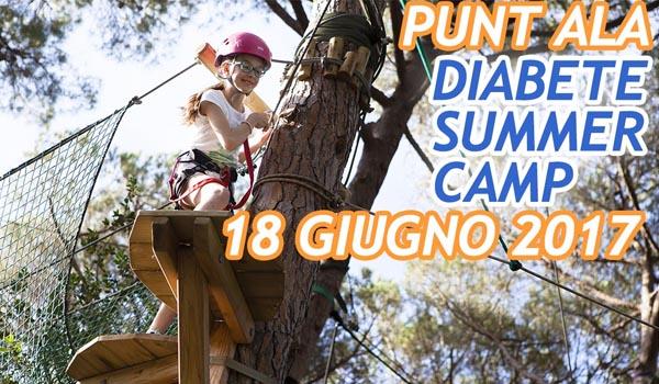 PuntAla Diabete Summer Camp edizione 2017