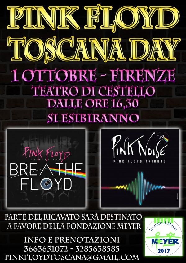 Pink Floyd Fans Club Toscana per il Meyer