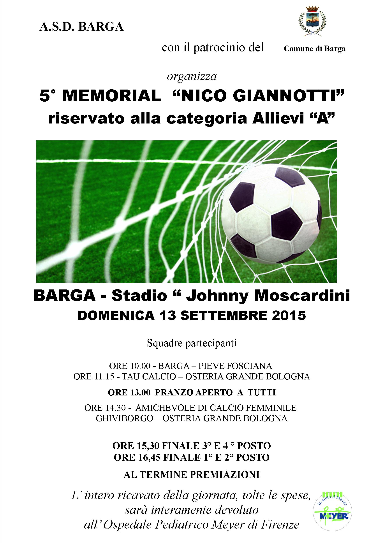 5° Memorial