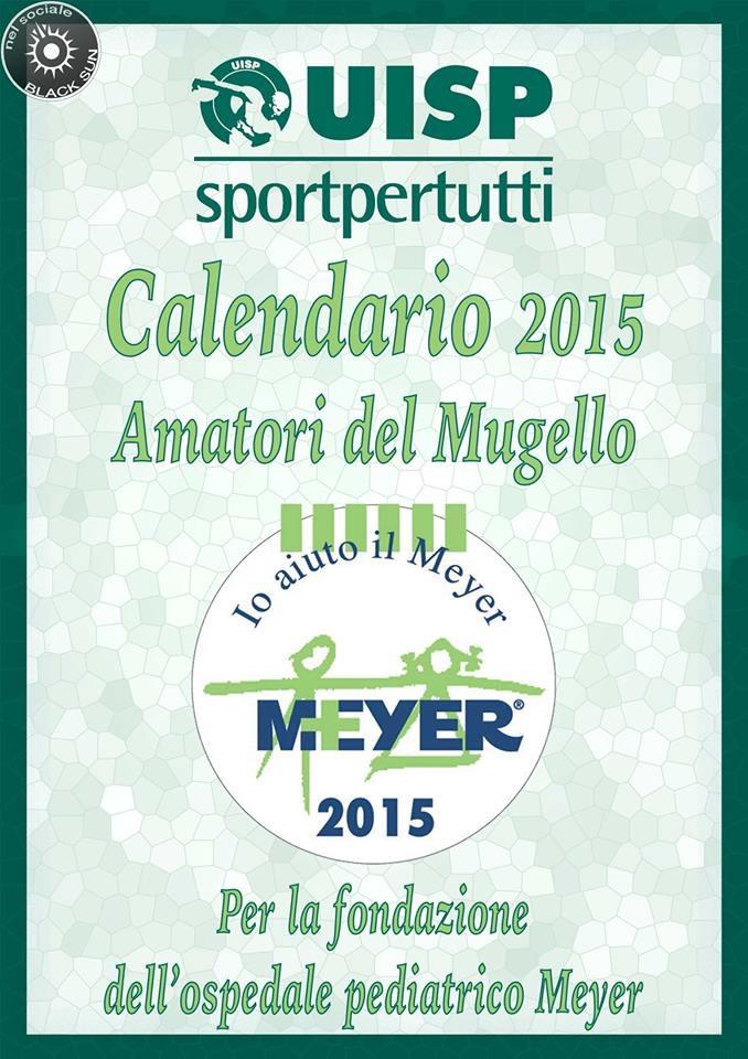 Calendario 2015 Amatori del Mugello