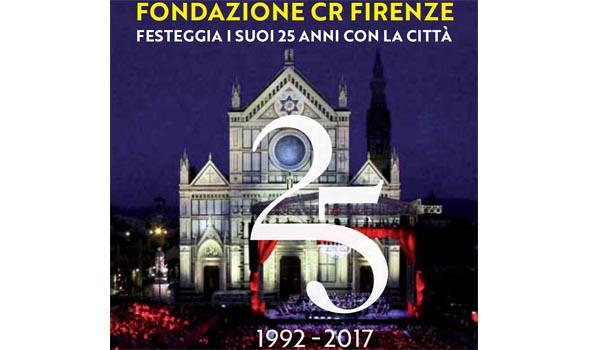 Fondazione CRF festeggia 25 anni con la città