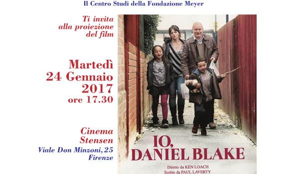 """Proiezione del film """"Io, Daniel Blake"""""""
