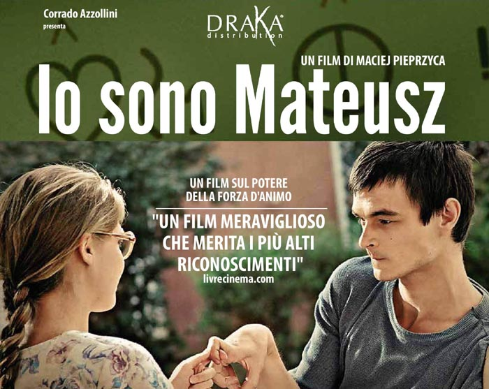 """Disabilità e umanizzazione alla proiezione di """"Io sono Mateusz"""""""