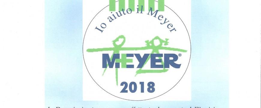 T.S.N. Pistoia Aiuta Il Meyer