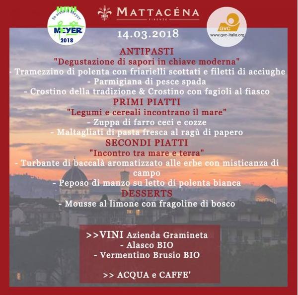 100% toscano – 100% beneficenza