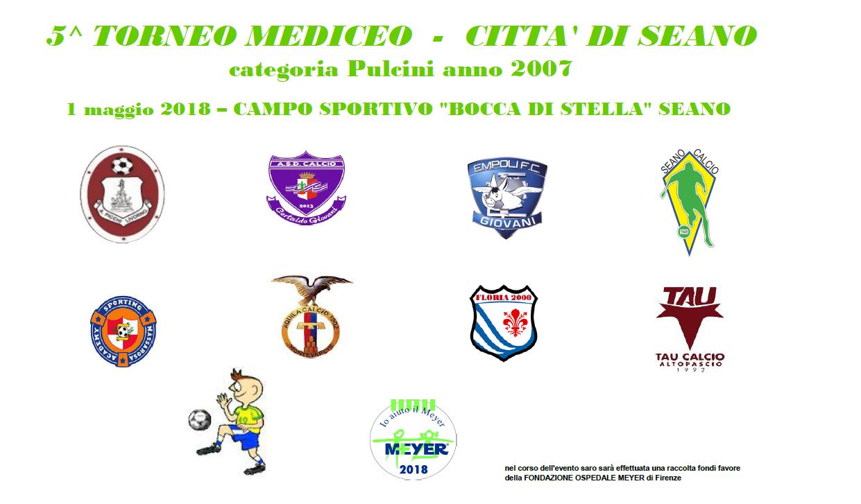 5° Torneo Mediceo Città di Seano