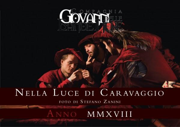 """Calendario 2018 """"Nella Luce di Caravaggio"""""""