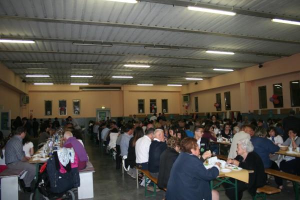 Cena di beneficenza a Cantalupo di Bevagna