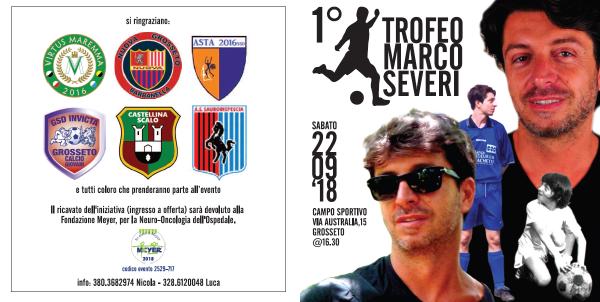 1° Trofeo Marco Severi