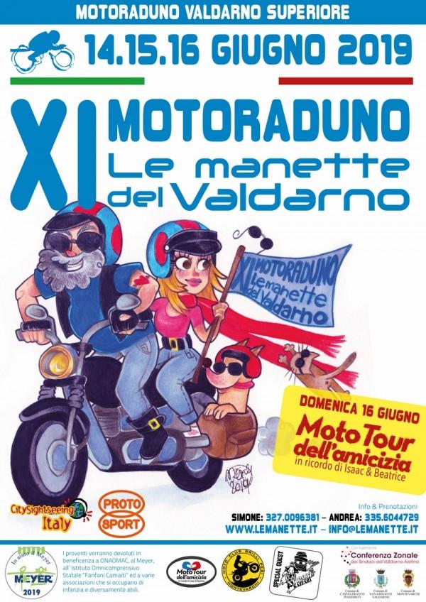 Undicesimo Motoraduno Le Manette