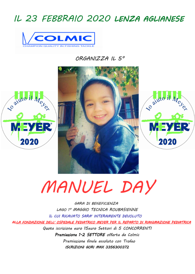 Manuel Day 2020