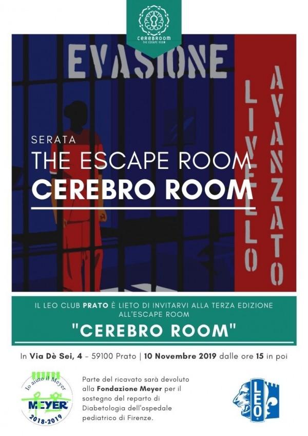 Escape Room Leo Club Prato