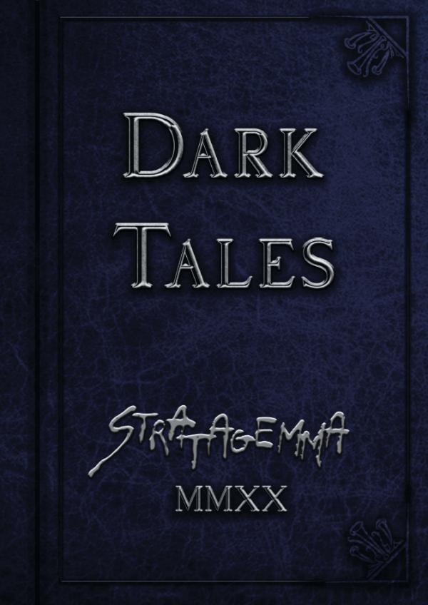 Stratagemma – Calendario Dark Tales 2020