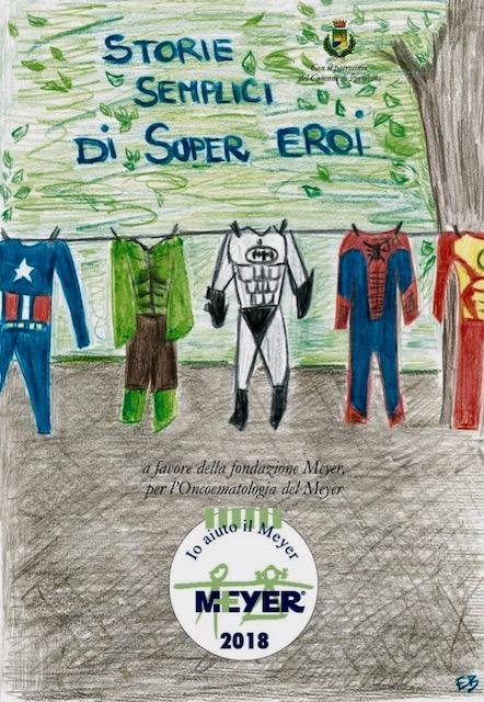 Storie semplici di SuperEroi