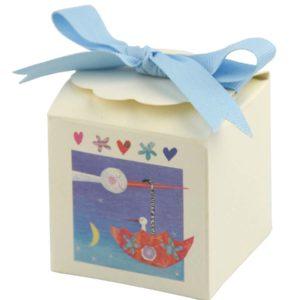 Bomboniera scatolina Cuori (confezione da 10 pezzi)-8