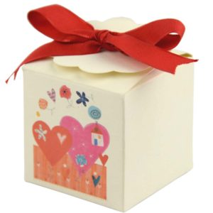 Bomboniera scatolina Cuori (confezione da 10 pezzi)-6
