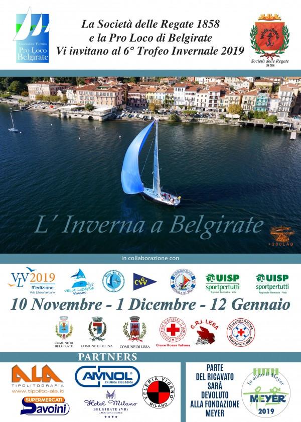 L'Inverna a Belgirate – 6° Trofeo Invernale 2019