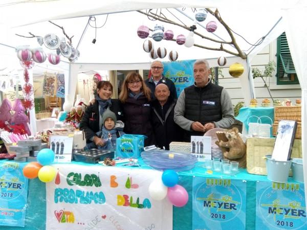 Solidarietà per i bambini del Meyer alla Festa di San Martino